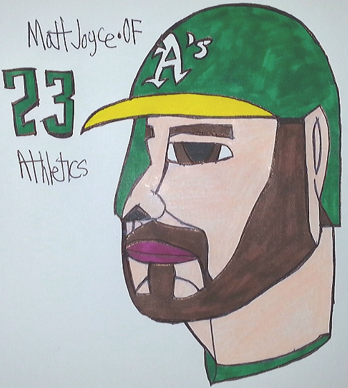 Matt Joyce by armattock